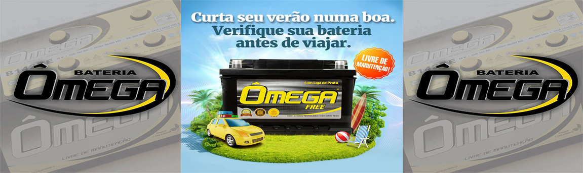 Baterias Ômega