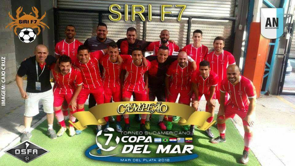 SIRI Campeão Sulamericano